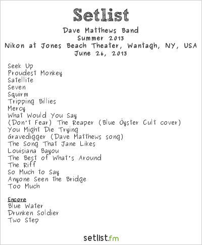 Dave Matthews Band 