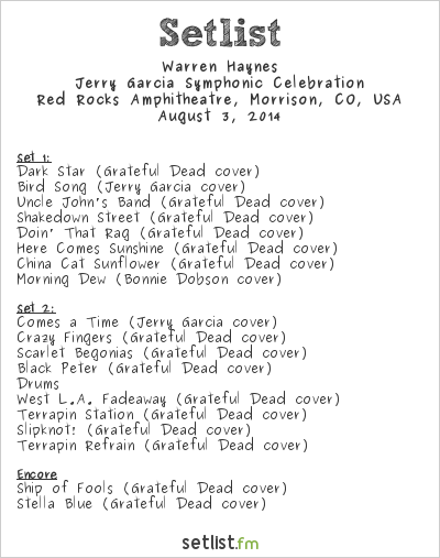 Warren Haynes 