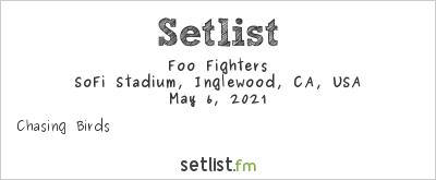Foo Fighters at SoFi Stadium, Inglewood, CA, USA Setlist