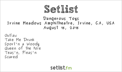 Dangerous Toys Setlist Cathouse Live 2015 2015