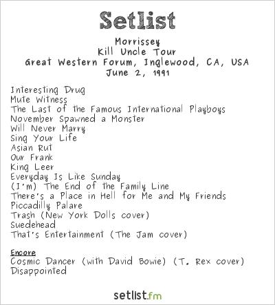 David Bowie y Morrissey lanzan de manera oficial 'Cosmic Dancer' de T. Rex  – Ultrabrit