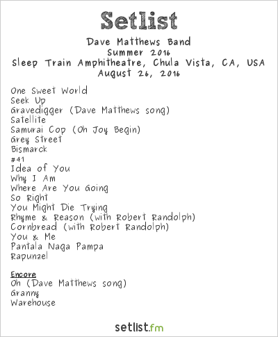 """comparison of music fans oasis and dave matthews band Dave matthews band, whose music can be heard across a wide range of siriusxm channels, says, """"we are thrilled to partner with siriusxm again to bring our fans a full month of non-stop dave matthews band music we are especially excited to have the opportunity to broadcast four concerts from our current tour to siriusxm subscribers."""