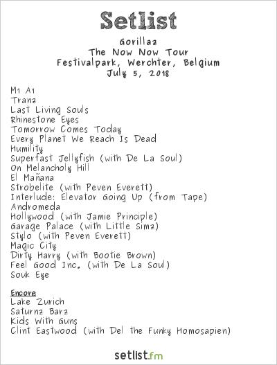 Dua Lipa Setlist OnePlus Music Festival 2019