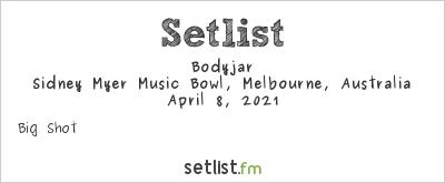 Bodyjar Setlist Summer Sounds Festival 2021 2021