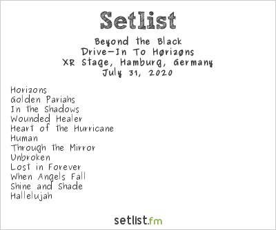 Beyond the Black Setlist Wacken World Wide 2020 2020, Drive-In To Hørizøns