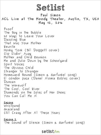 Paul Simon Dives Deep Into Songbook For Debut Austin City Limits
